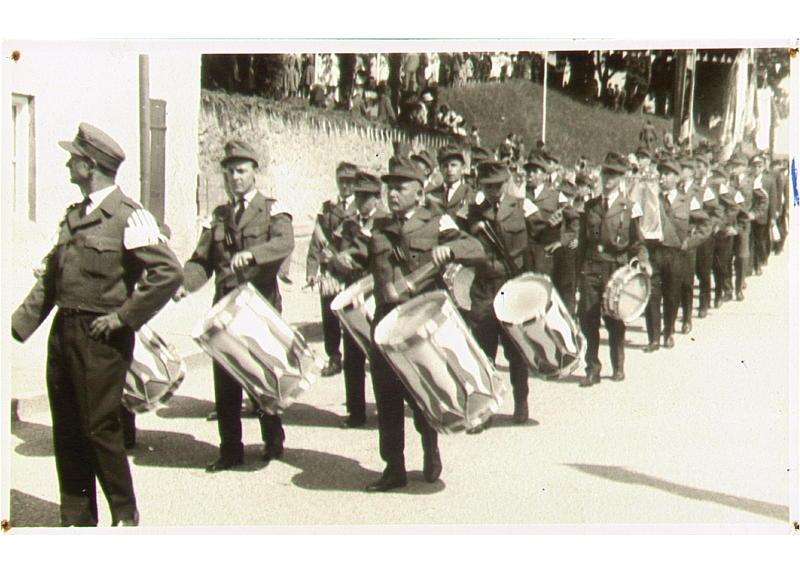 Spielmannszug 1960