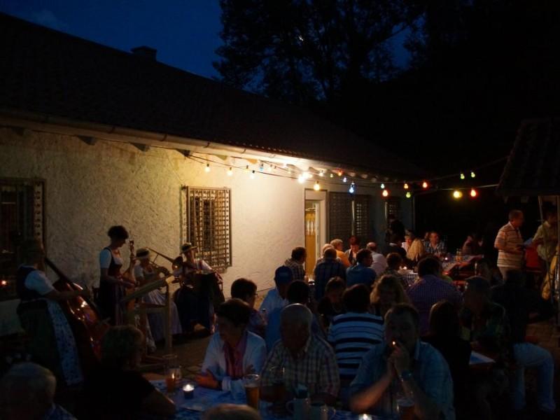 Unser Vereinsheim könnt Ihr für Feiern mieten