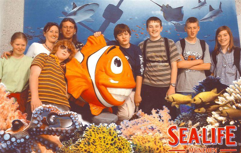 Sea Life 2007