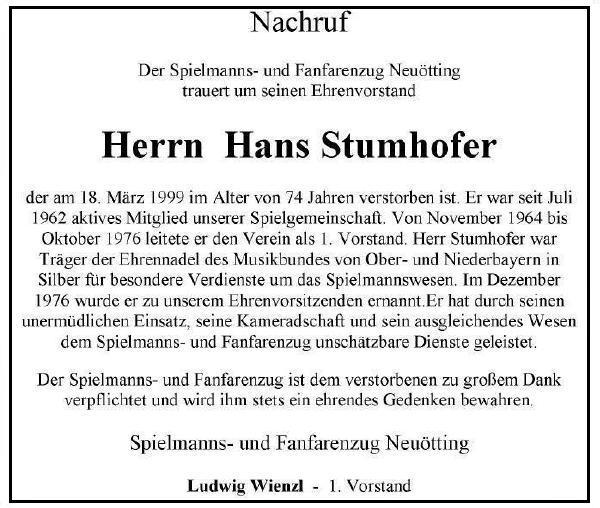 stumhofer