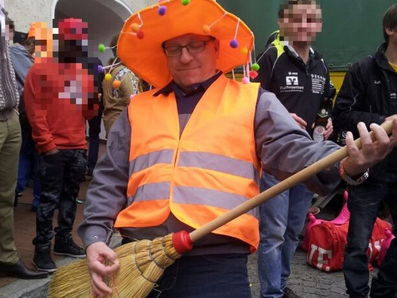 Yes we can – Fasching!!